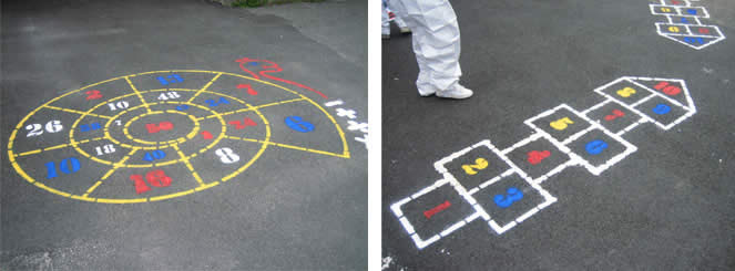 Traditional Playground Games Ks1